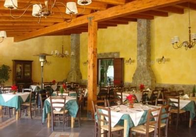 Ristorante Pizzeria Villa Le Palme
